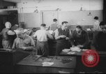 Image of Production of  Hebrew  newspaper Haaretz Palestine, 1945, second 7 stock footage video 65675064261
