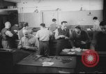 Image of Production of  Hebrew  newspaper Haaretz Palestine, 1945, second 9 stock footage video 65675064261