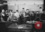 Image of Production of  Hebrew  newspaper Haaretz Palestine, 1945, second 12 stock footage video 65675064261