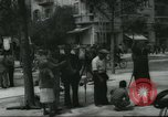 Image of Terminal of Regional buses Tel Aviv Palestine, 1945, second 3 stock footage video 65675064265