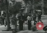 Image of Terminal of Regional buses Tel Aviv Palestine, 1945, second 6 stock footage video 65675064265