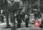Image of Terminal of Regional buses Tel Aviv Palestine, 1945, second 8 stock footage video 65675064265