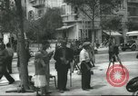 Image of Terminal of Regional buses Tel Aviv Palestine, 1945, second 11 stock footage video 65675064265