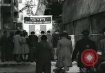 Image of young Jewish refugees Haifa Palestine, 1945, second 5 stock footage video 65675064269