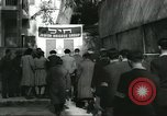 Image of young Jewish refugees Haifa Palestine, 1945, second 7 stock footage video 65675064269