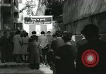 Image of young Jewish refugees Haifa Palestine, 1945, second 8 stock footage video 65675064269