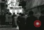 Image of young Jewish refugees Haifa Palestine, 1945, second 9 stock footage video 65675064269