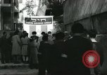 Image of young Jewish refugees Haifa Palestine, 1945, second 10 stock footage video 65675064269