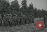 Image of Mobile Jewish Brigade Palestine, 1945, second 2 stock footage video 65675064270