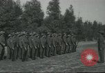 Image of Mobile Jewish Brigade Palestine, 1945, second 4 stock footage video 65675064270
