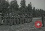 Image of Mobile Jewish Brigade Palestine, 1945, second 10 stock footage video 65675064270