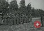 Image of Mobile Jewish Brigade Palestine, 1945, second 11 stock footage video 65675064270