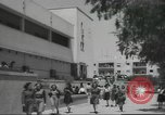 Image of Jewish girls Tel Aviv Palestine, 1945, second 2 stock footage video 65675064276