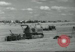 Image of Palestinian workers Tel Aviv Palestine, 1945, second 2 stock footage video 65675064280
