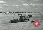 Image of Palestinian workers Tel Aviv Palestine, 1945, second 4 stock footage video 65675064280