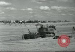 Image of Palestinian workers Tel Aviv Palestine, 1945, second 5 stock footage video 65675064280