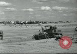 Image of Palestinian workers Tel Aviv Palestine, 1945, second 7 stock footage video 65675064280