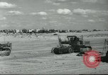 Image of Palestinian workers Tel Aviv Palestine, 1945, second 8 stock footage video 65675064280
