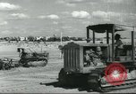 Image of Palestinian workers Tel Aviv Palestine, 1945, second 12 stock footage video 65675064280