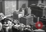 Image of Rockefeller Center New York City USA, 1937, second 6 stock footage video 65675064285