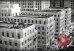 Image of Rockefeller Center New York City USA, 1937, second 9 stock footage video 65675064285