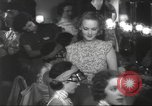 Image of Rockettes New York City USA, 1937, second 6 stock footage video 65675064290
