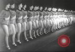 Image of Rockettes New York City USA, 1937, second 10 stock footage video 65675064292