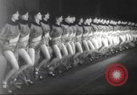 Image of Rockettes New York City USA, 1937, second 12 stock footage video 65675064292