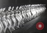 Image of Rockettes New York City USA, 1937, second 8 stock footage video 65675064294