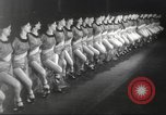 Image of Rockettes New York City USA, 1937, second 9 stock footage video 65675064294