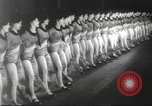Image of Rockettes New York City USA, 1937, second 11 stock footage video 65675064294
