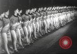 Image of Rockettes New York City USA, 1937, second 12 stock footage video 65675064294