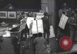 Image of American protesters New York City USA, 1937, second 10 stock footage video 65675064295