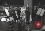 Image of American protesters New York City USA, 1937, second 11 stock footage video 65675064295