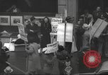 Image of American protesters New York City USA, 1937, second 12 stock footage video 65675064295