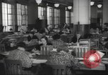 Image of Life magazine circulation office Chicago Illinois USA, 1937, second 4 stock footage video 65675064296