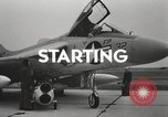 Image of Douglas F4D-1 Skyray United States USA, 1956, second 2 stock footage video 65675064303