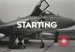 Image of Douglas F4D-1 Skyray United States USA, 1956, second 3 stock footage video 65675064303