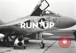 Image of Douglas F4D-1 Skyray United States USA, 1956, second 3 stock footage video 65675064304