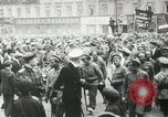 Image of Russian people demonstrating in Kronstadt Russia, 1924, second 5 stock footage video 65675064327