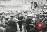 Image of Russian people demonstrating in Kronstadt Russia, 1924, second 9 stock footage video 65675064327