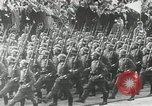 Image of Molotov-Ribbentrop Pact Poland, 1940, second 5 stock footage video 65675064330