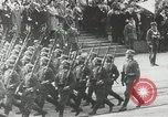 Image of Molotov-Ribbentrop Pact Poland, 1940, second 8 stock footage video 65675064330