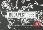 Image of Imre Nagy Budapest Hungary, 1956, second 3 stock footage video 65675064333