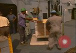 Image of Transporting King Tutankhamun treasures Norfolk Virginia USA, 1976, second 6 stock footage video 65675064348