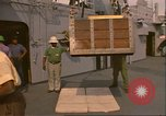 Image of Transporting King Tutankhamun treasures Norfolk Virginia USA, 1976, second 10 stock footage video 65675064348