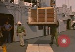 Image of Transporting King Tutankhamun treasures Norfolk Virginia USA, 1976, second 11 stock footage video 65675064348
