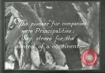 Image of fur industry Alaska USA, 1930, second 5 stock footage video 65675064355