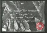 Image of fur industry Alaska USA, 1930, second 10 stock footage video 65675064355