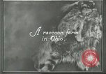 Image of fur industry Ohio United States USA, 1930, second 4 stock footage video 65675064363